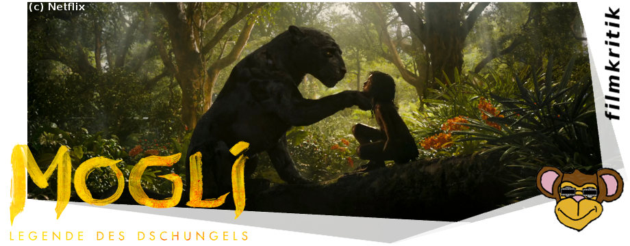 Mogli - Review | Netflix-Movie by Andy Serkis