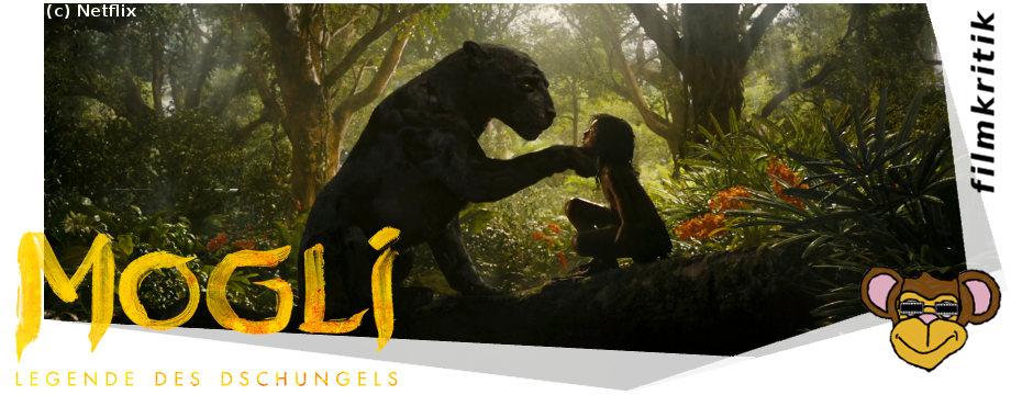 Mogli - Review | Netflix-Movie by Andy Serkis