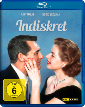 Indiskret - BluRay-Cover   Romanze