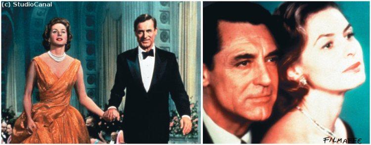 Indiskret - Szenenbilder   Cary Grant und Ingrid Bergman