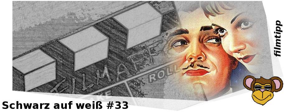 Schwarz auf weiß #33: ES GESCHAH IN EINER NACHT (1934)