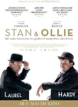 Stand und Olli - Poster | Dick und Doof Biopic