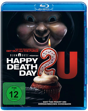Happy Deathday 2U - BluRay-Cover