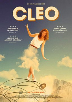 Cleo - Filmposter | Film von Erik Schmitt