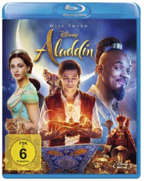 Aladdin - BluRay-Cover | Fantasyfilm