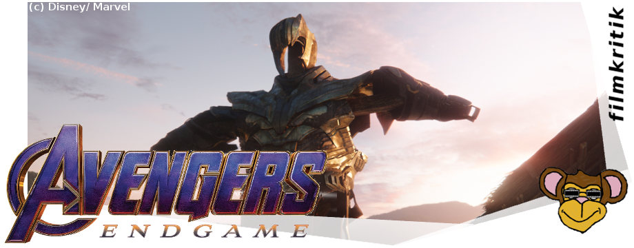 Avengers Endgame - Blu-Ray-Kritik