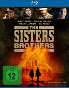 The Sisters Brothers - BluRay-Cover