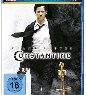 Constantine - BluRay-Cover | Filmtipp