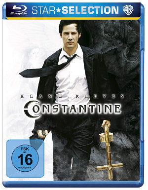 Constantine - BluRay-Cover | Filmtipp