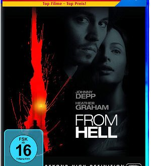From Hell - BluRay-Cover | Filmtipp