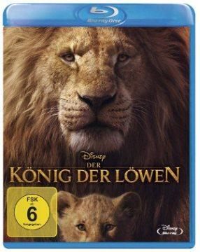 Der König der Löwen - BluRay-Cover | Jetzt im Handel