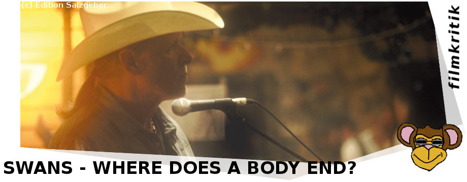 Swans - where does a body end - review | Filmkritik