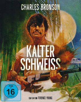 Kalter Schweiss - Mediabook - Cover | Charles Bronson