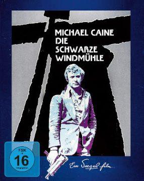 Die schwarze Windmühle_Mediabook-Cover
