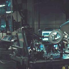 Anthro Ergonomic Verte Chair Japanese Posture The Batman Exclusive Black Spine In V Superman S Batcave Film And Furniture