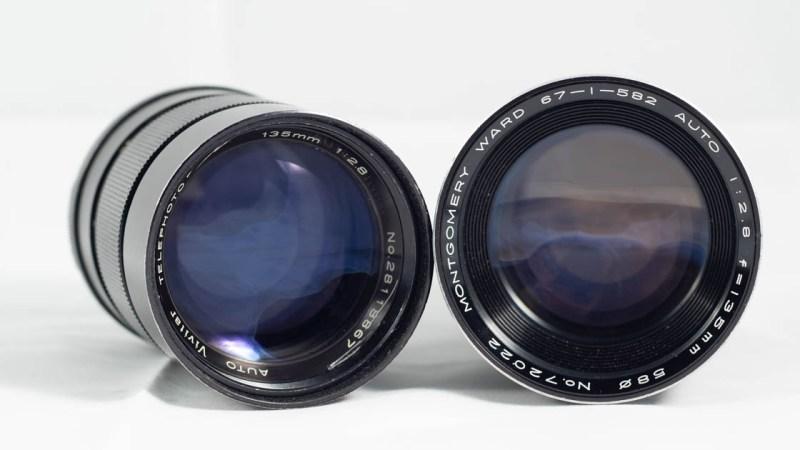I Love 135mm Lenses