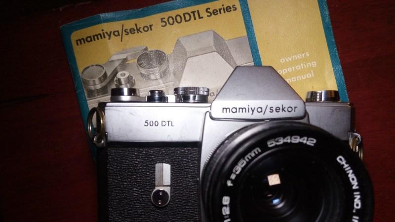 My Day with a Mamiya 35mm Camera