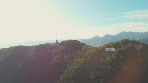 Filmare drona Brasov