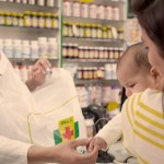Baby shopping Drugstore