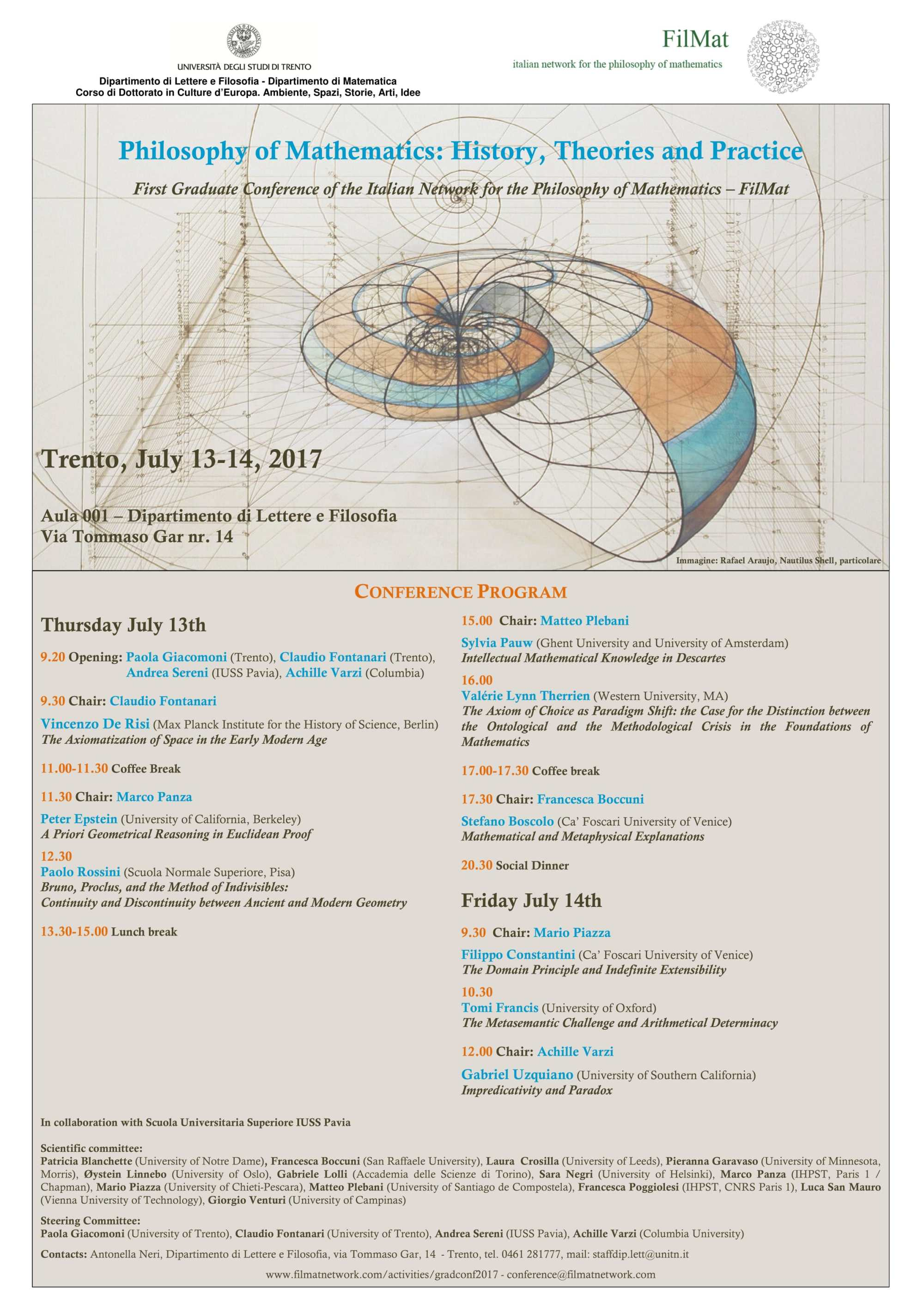 hight resolution of philosophy of mathematics history theories and practice