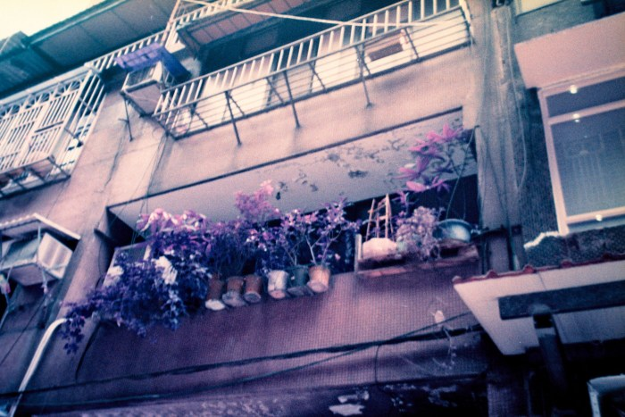 Lomochrome Purple, Taipei