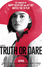 Truth or Dare poster
