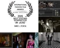 Ay Jose Best Editing Nomination Film Bliss Studios