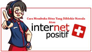 Link ALternative bagi yang terkena inet positive