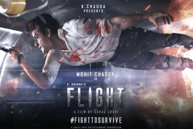 Mohit chadda's flight