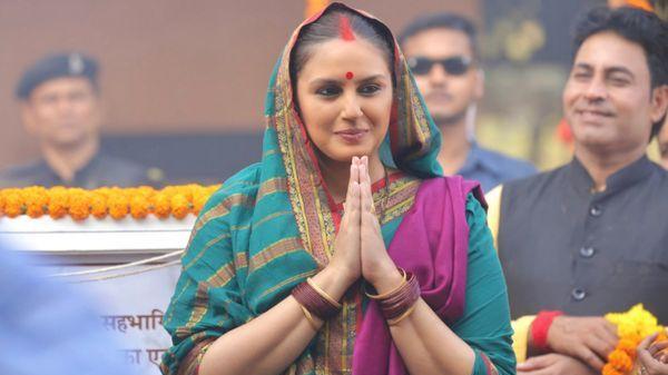 Maharani Hindi Review 2021 Indian web series महारानी सीरिज