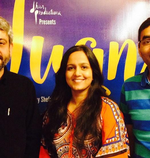 Karan Grover, Shefali Bhushan and Manas Malhotra