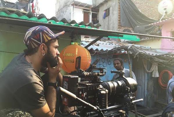 Cinematographer Jay Oza