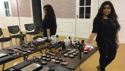 Makeup isn't a veil to hide your face – Bhavya Arora