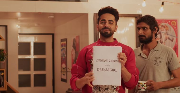ayushmann in dream girl