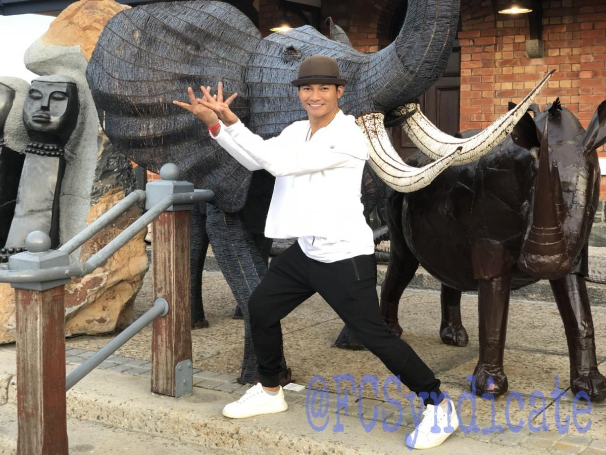 Tony Jaa in South Africa to film MONSTER HUNTER