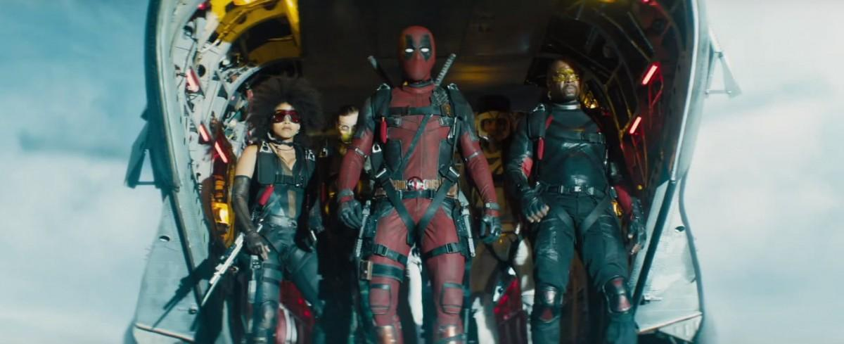 UNTITLED DEADPOOL 2
