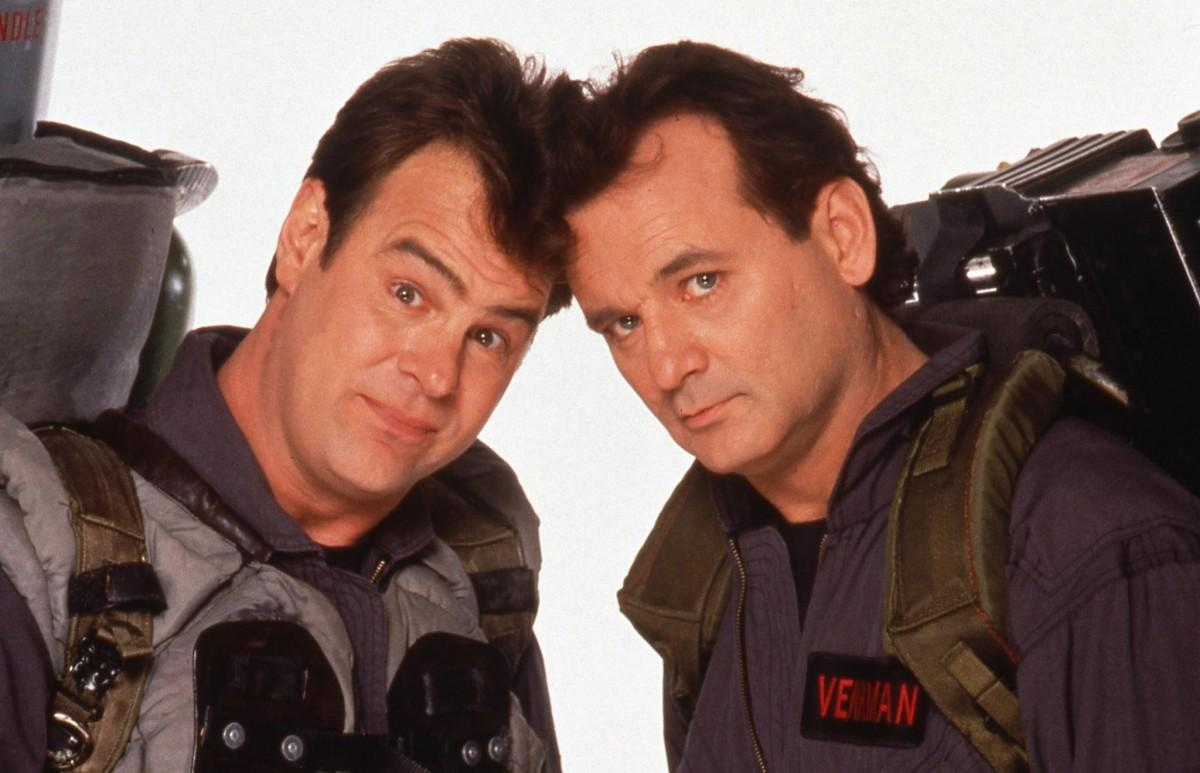 Ghostbusters 2 stars Dan Akroyd and Bill Murray