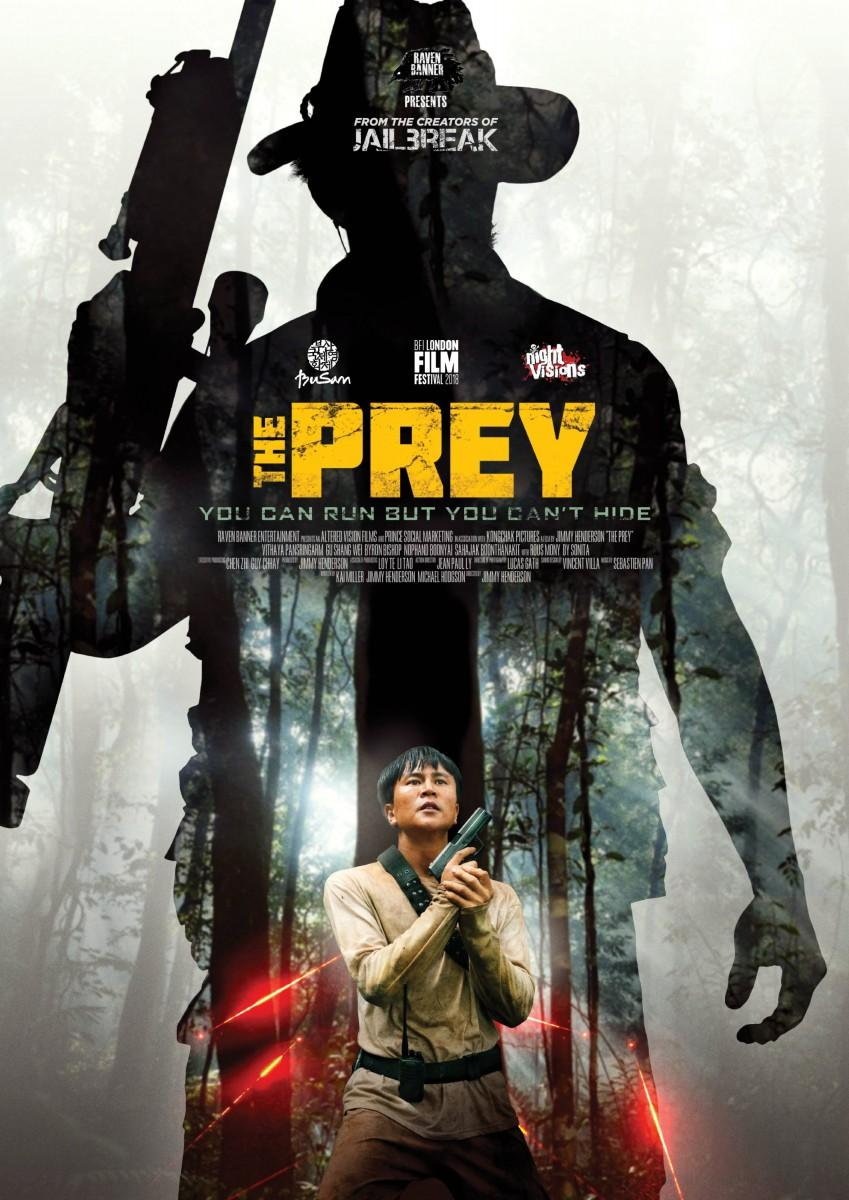The Prey (sales poster)