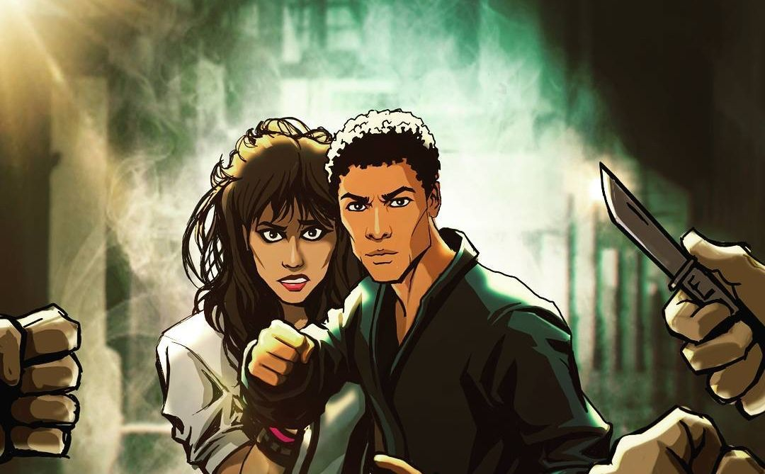 RISE OF THE LAST DRAGON Reignites The Glow For Hopeful New 'Fanimated' Series