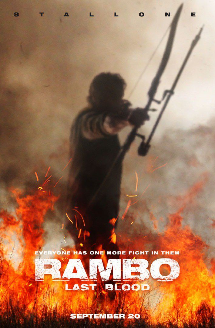 RAMBO: LAST BLOOD Trailer Spills Online With A Roaring Vengance!
