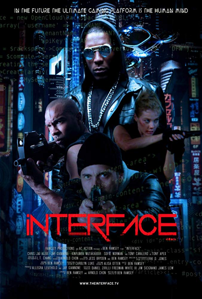 INTERFACE poster