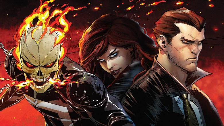 GHOST RIDER And HELSTROM: Hulu Stacks Its Marvel Deck With Two Live-Action Programs For 2020
