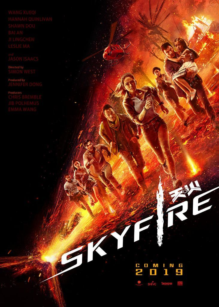 SKYFIRE Ignites The First Teaser For Simon West's Explosive New ...