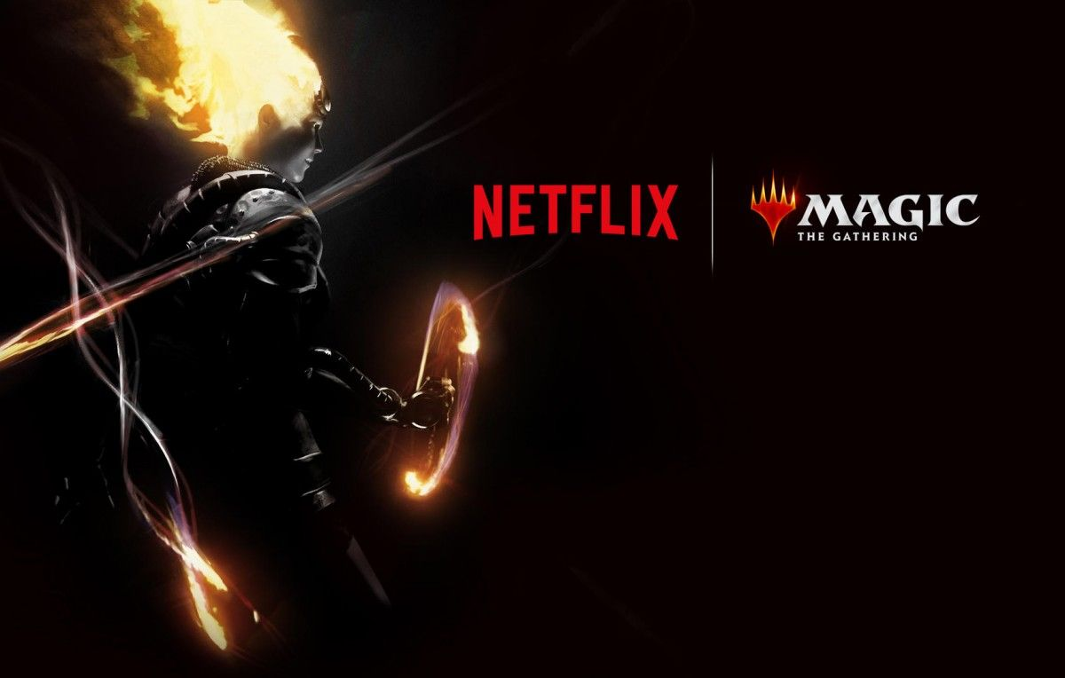 MAGIC: THE GATHERING Teams The Russos, Wizards Of The Coast And Allspark For New Animated Netflix Series