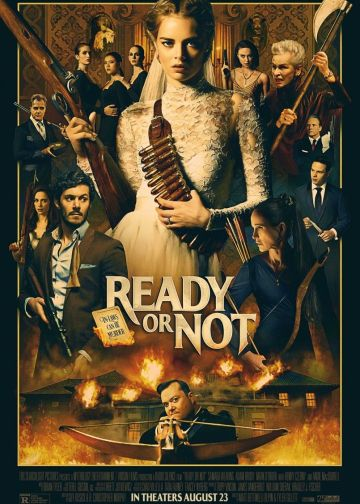 READY OR NOT - OFFICIAL POSTER
