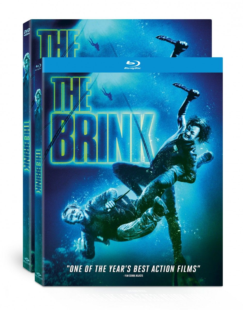 THE BRINK Combo-Pack
