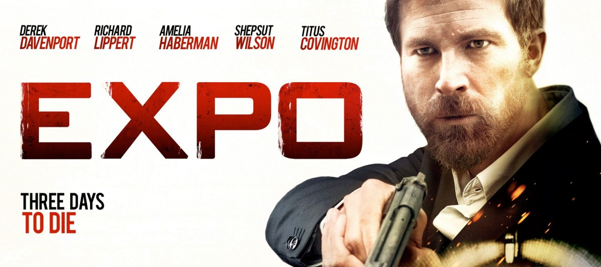 EXPO Official Trailer: An Ex-Soldier On The Run Fights To Clear His Name