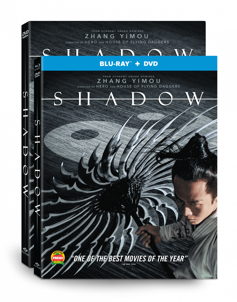 Shadow (DVD and Blu-Ray)