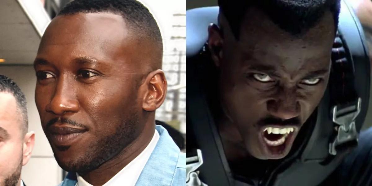 SDCC 2019: Marvel Hails BLADE Reboot Prospects With Mahershala Ali