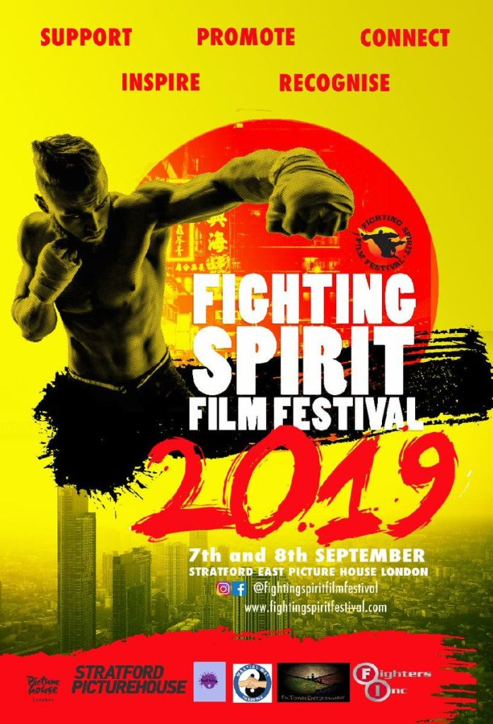 FIGHTING SPIRIT FILM FESTIVAL (2019) Poster